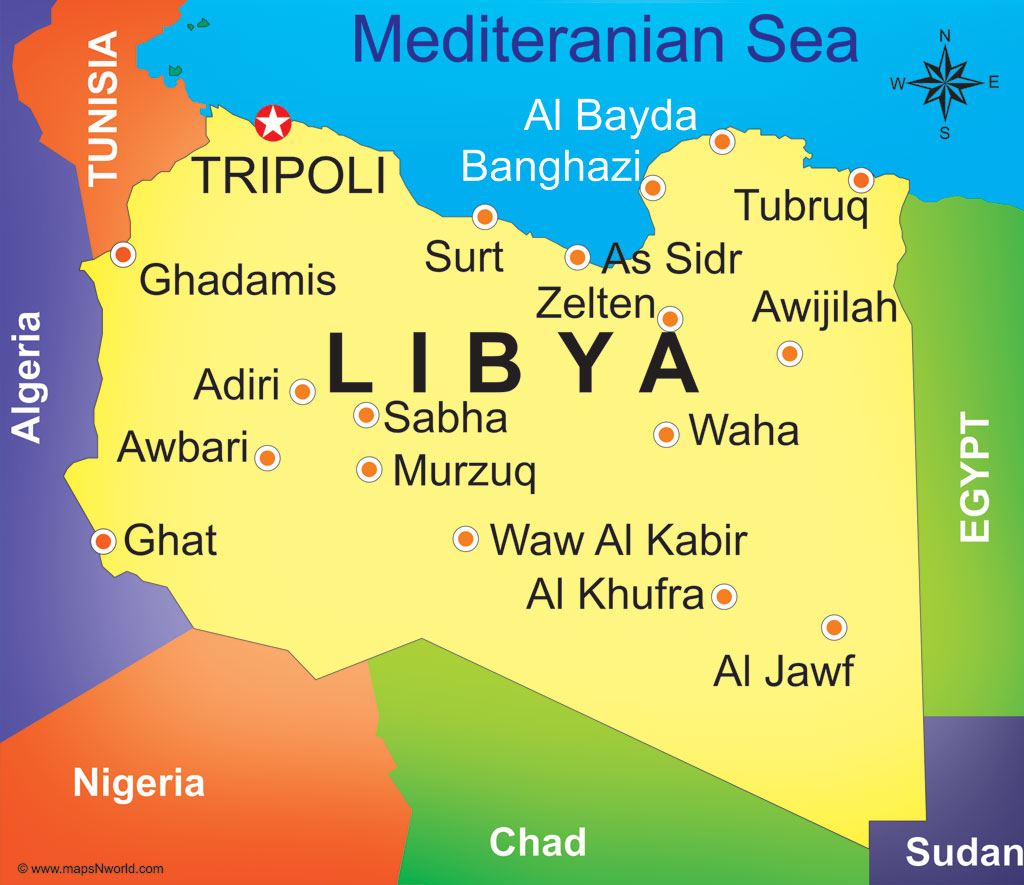 Libya country info picture the country of libya publicscrutiny Images